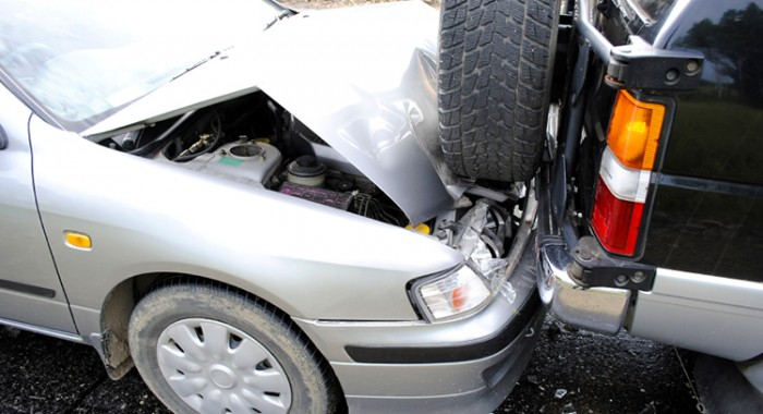What Happens When You've Totaled Your Car?