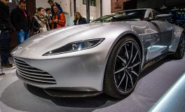 Ultra-Rare Aston Martin DB10 Up for Auction