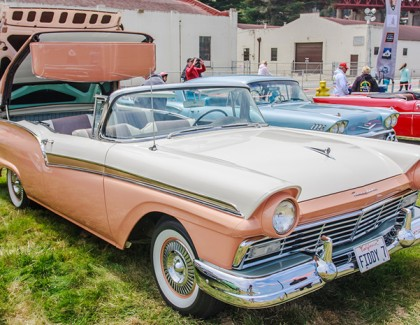 Classic Cars with Technology Ahead of Its Time