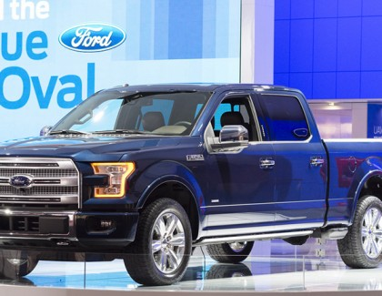 Ford Steps Up Half-Ton Fuel Efficiency With Diesel Engine