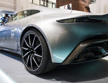 Spectre Aston Martin DB10 Sells for 3.5 Million at Auction