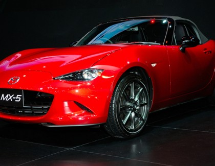 Driving Topless: Top 7 Convertibles for 2016