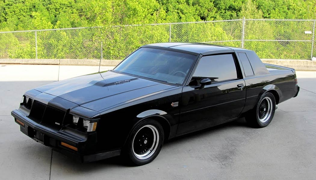 84 Buick Regal Parts