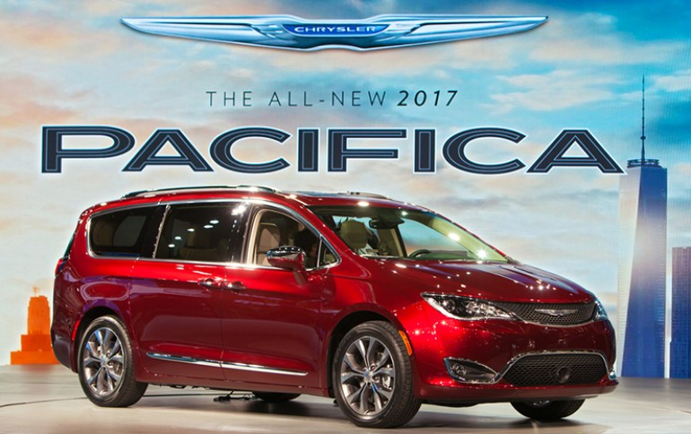 The All-New 2017 Chrysler Pacifica is Almost Here!
