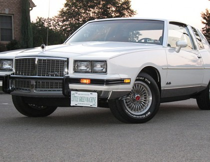 80's American Muscle Cars Destined to Become Classics