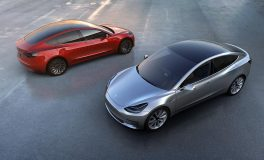 Tesla Model 3 Unveiled, 150,000 Advance Orders Immediately Placed