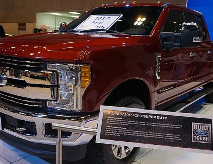 The 2017 Ford Super Duty