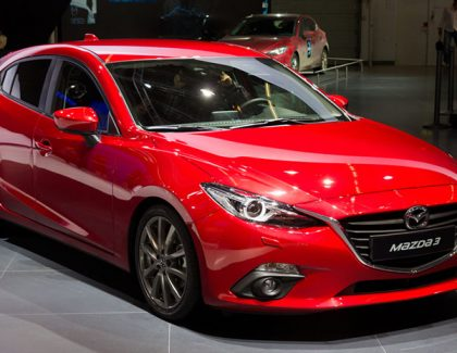 Mazda3 Tops KBB Coolest New Cars List Yet Again