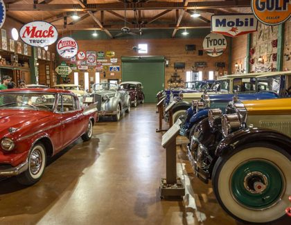 Cool Car Museums You Need to Visit