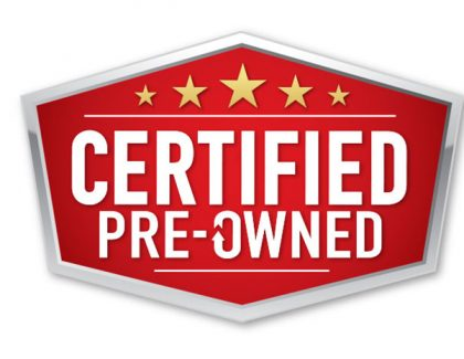 What You Need to Know About Certified Pre-Owned Programs