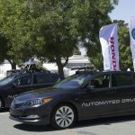 Honda Rolls Out Self-Driving Car