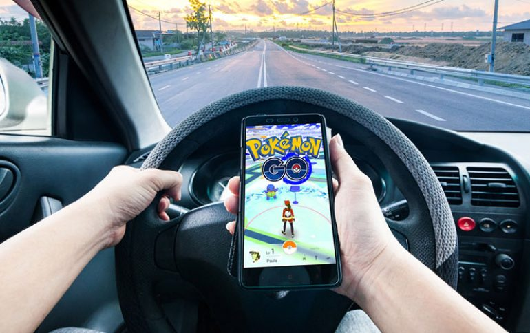 Is Pokemon Go the Cause of Car Accidents?