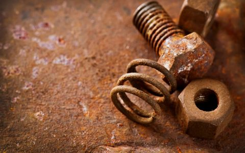 Taking on Rusty Car Screws and Bolts