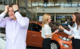 A Man And A Woman Went Car Shopping Together…