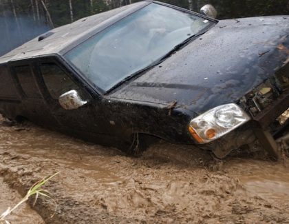 Off-Road Recovery Do's and Don'ts