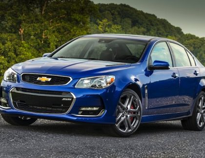 Chevy, Here's Why the SS Sedan Isn't Selling