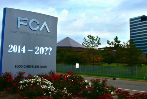 Will FCA Survive To Release The Barracuda?