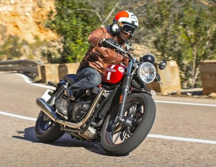 Triumph Street Twin Is Motorcycle Of The Year