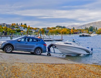 Towing A Boat? Don't Damage Your Car!