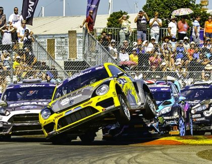 Global Rallycross Attacked By Volkswagen