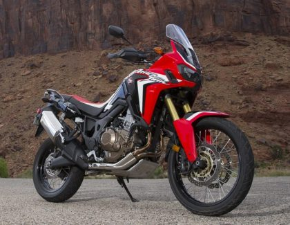 Honda Africa Twin: The Best of Sport and Offroad