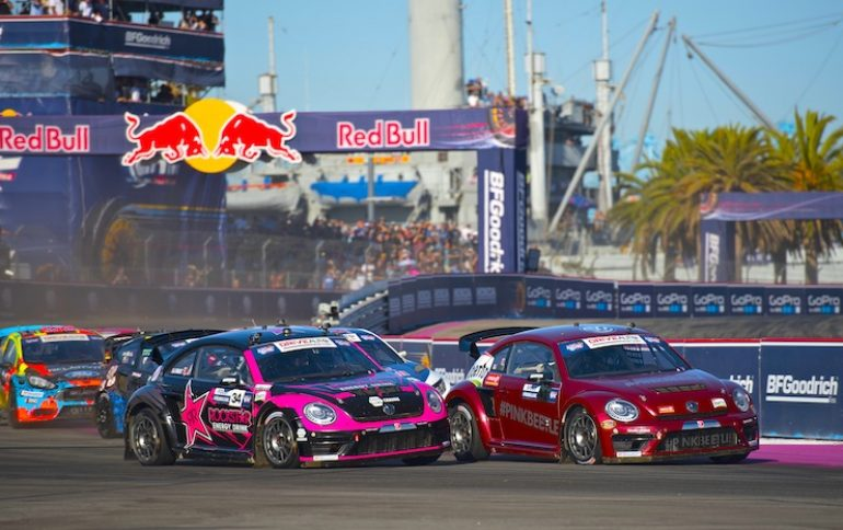 Volkswagen Locks Up GRC Championship In LA