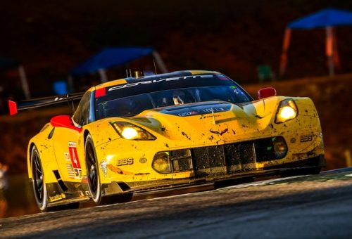 Corvette Racing Wins All 3 GTLM Championships
