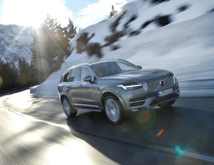 Volvo XC90: Lots of Tech, Lots of Combos