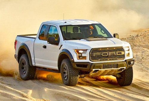Ford F-150 Raptor: Off-Road Performance Done Right