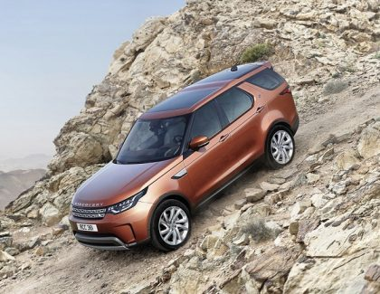 2017 Land Rover Discovery: Showing Wilderness Who's Boss