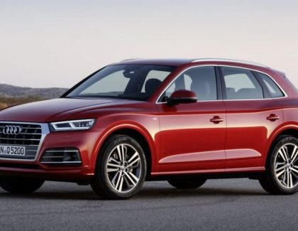 Can the 2018 Audi Q5 Prod the Beleaguered Carmaker?