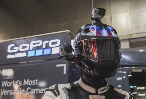 How to Mount a GoPro Camera to Your Motorcycle