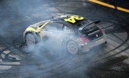 Supercharged: GRC creating all-electric series