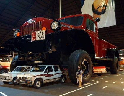 World-Famous Car Collections
