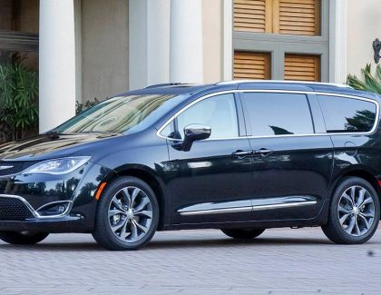 How the 2017 Pacifica Is Making Chrysler Relevant Again