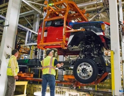 Ford Plant in Mexico Cancelled
