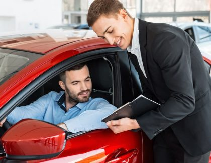 Buying Your First New Car? Here Comes the Sale.