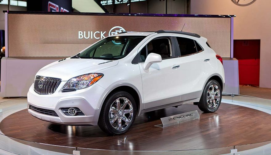 If you're looking for the best bang for your buck SUV under 30000 consider the Buick Encore