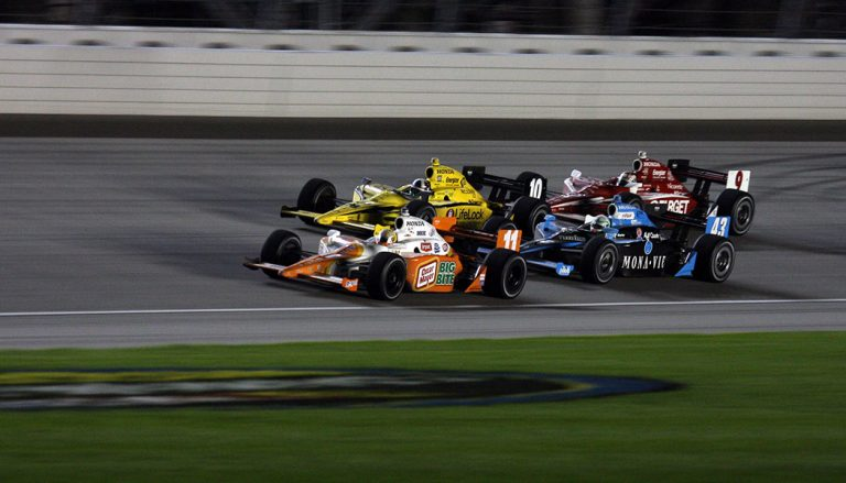 Racing events like the Indy 500 are not to be missed