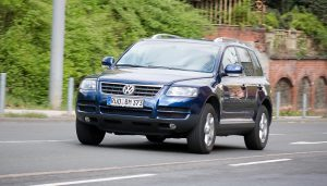 The Volkswagen Touareg is one of the best crossover vehicles.