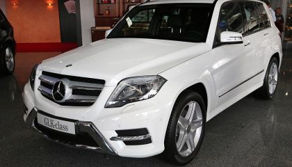 Mercedes SUV has good fuel economy