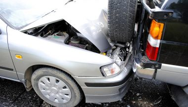 You've totaled your car