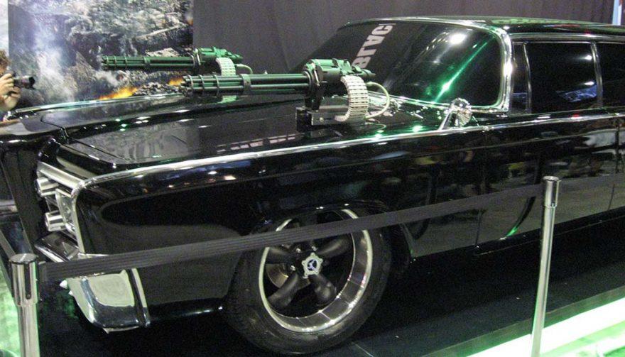 Green Hornet's Chrysler Imperial