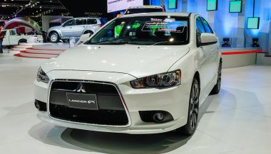 The Mitsubishi Lancer is one of the least safe automobiles