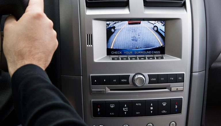 Drive assistance technologies like rear view cameras are important