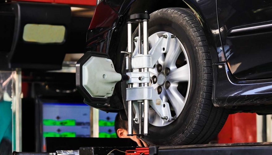 Your Wheel Alignment is Out to Lunch