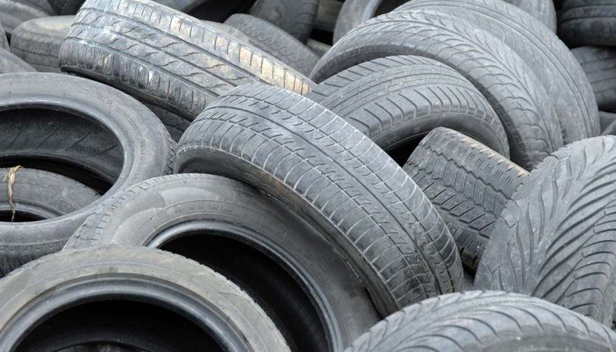Your Tires are Worn Out
