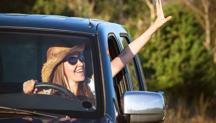 Respect: benefits of having a pickup truck