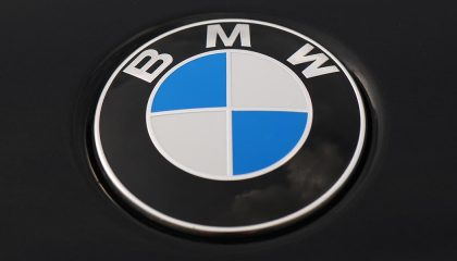 car brand BMW logo