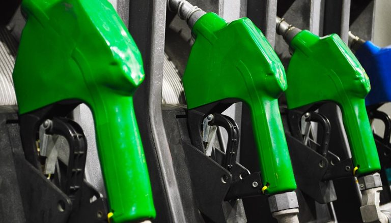 Cheap fuel is available at the pump
